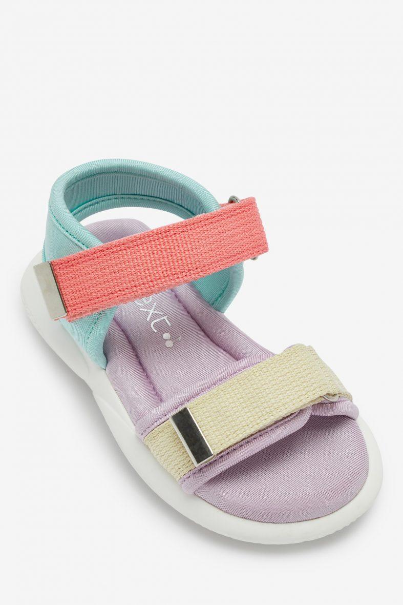 Next – Unicorn Leylak Renkli Rahat Çocuk Sandalet