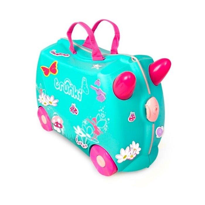 Trunki Çocuk Bavulu – Peri Flora