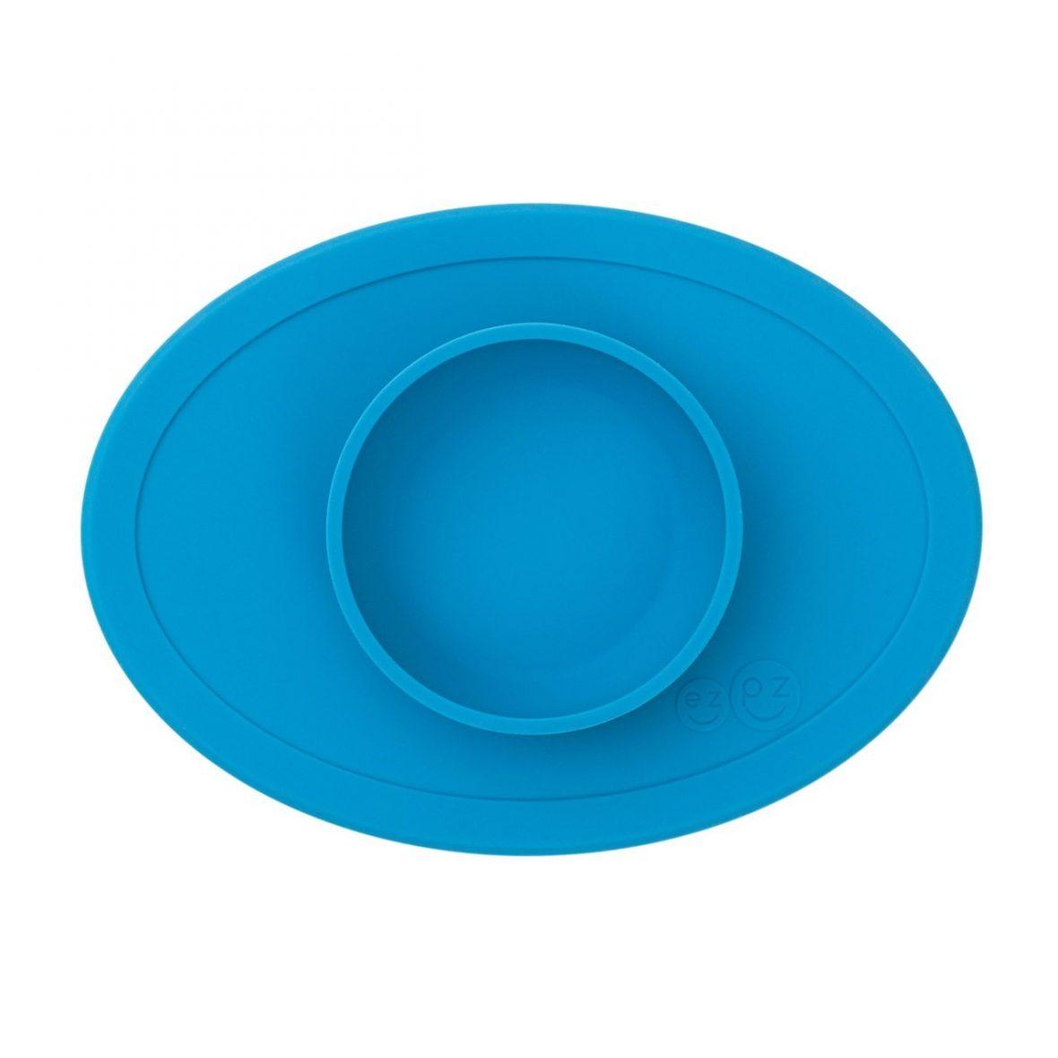Ezpz Tiny Bowl Mavi Bebek Kasesi