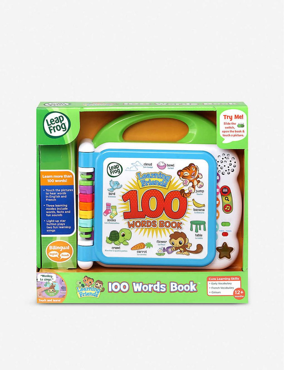 Leap Frog – 100 Words bilingual book