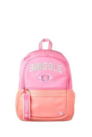 Smiggle –  Klasik Unicorn Pembe Sırt Çantası